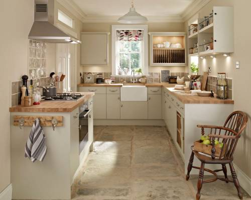 New ranges from howdens rayrigg joinery - Pinterest country kitchen ...